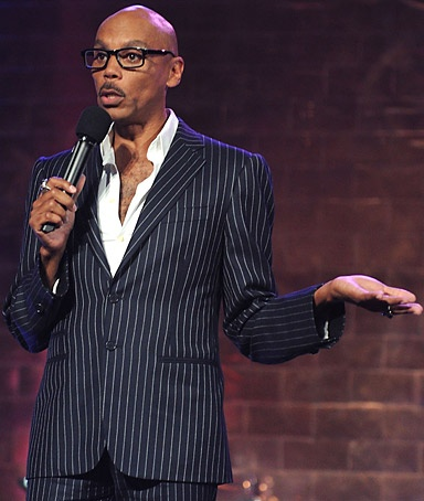 Rupaul Out Of Drag RuPaul out of drag.   ...