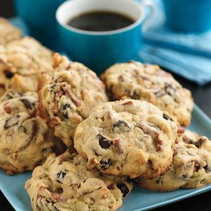 Jumbo Trail Mix Cookies | food | Pinterest