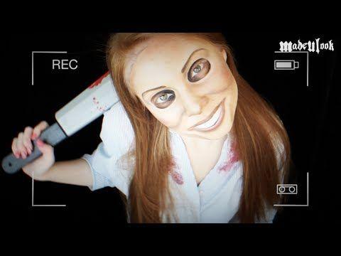 The Purge Makeup Tutorial | Makeup Tutorials | Pinterest