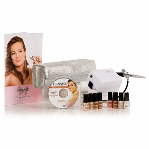 Airbrush Makeup Systems on Luminous Air Makeup Airbrush System  Want To Get       17th Birthday