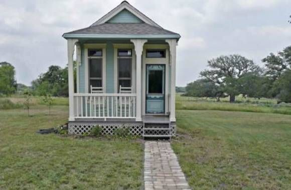 Tiny victorian house plans high victorian cottage tiny for Tiny texas houses plans