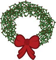 Christmas Lights clipart | Christmas Clip Art 2 | Pinterest