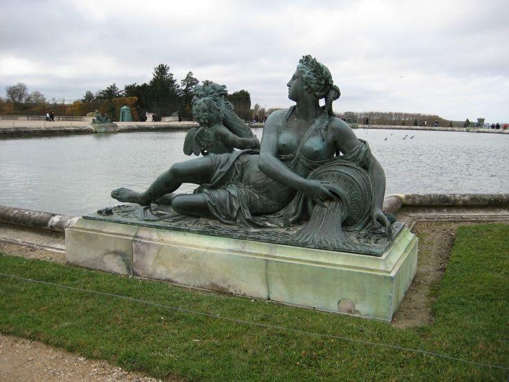 Statue jardin de versailles for Jardin de versailles