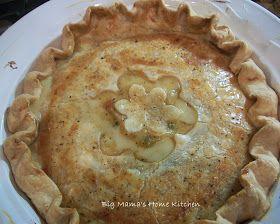 Big Mama's Home Kitchen: Old Fashioned Chicken Pot Pie