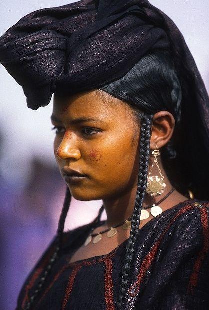 Tuareg Woman, Niger