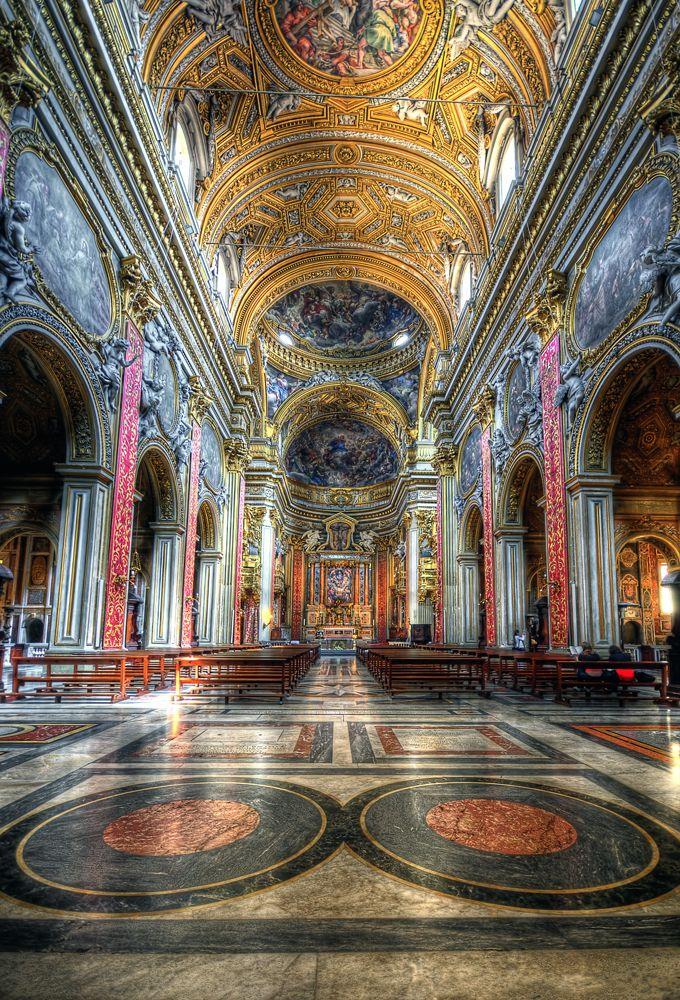 chiesa gesù nuovo roma