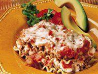 Make-Ahead Meat-Lovers' Lasagna Roll-Ups recipe from Betty Crocker