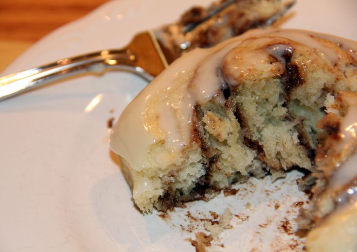 Cinnamon Roll Biscuits - No Yeast Required | Recipe
