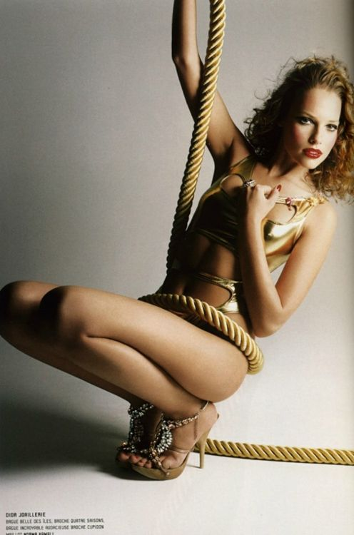 Polina Kouklina | Ropes and Chains | Pinterest: pinterest.com/pin/161566705356100207