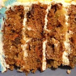 Carrot Cake III Allrecipes.com | Baked Goodness & Desserts | Pinterest