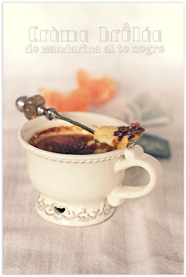 Crème brûlée | Deserts | Pinterest