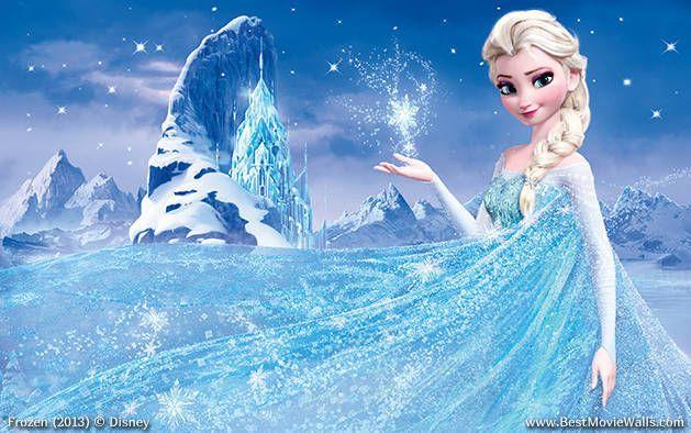 elsa wallpaper frozen pinterest