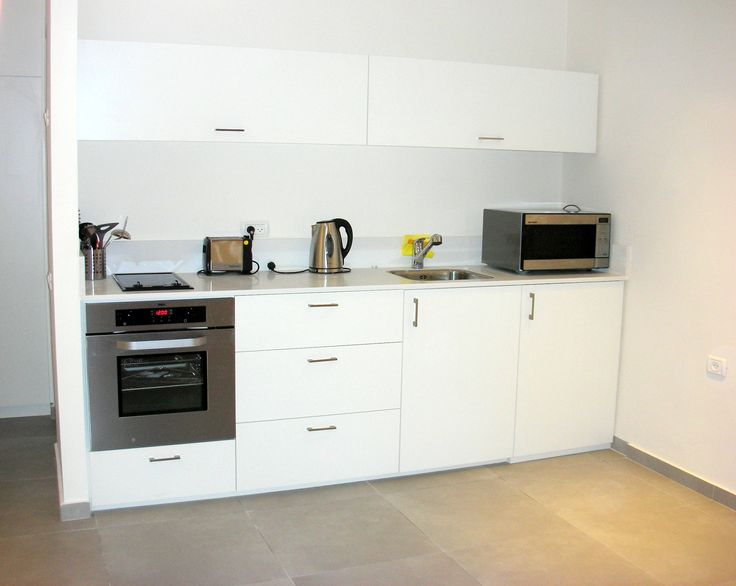 Studio apartment kitchen garage makeover pinterest Studio apartment kitchen