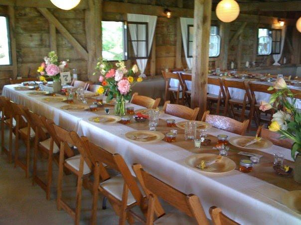 Table Kraft Paper Example Runner Wedding Of Pinterest Ideas