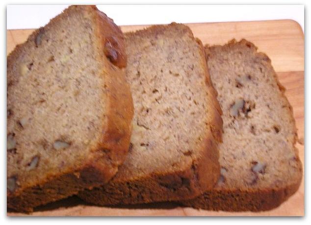 Gluten Free Banana Nut Bread | Gluten Free lifestyle | Pinterest
