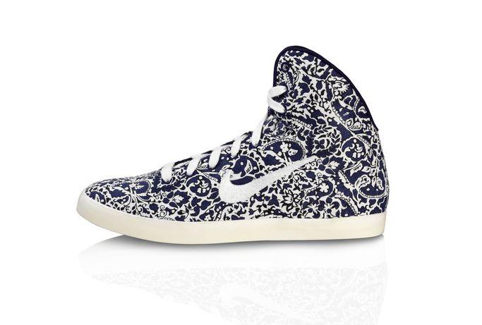 Liberty London for Nike Sneaks