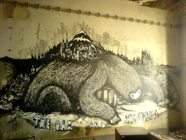 Berlino streeta art