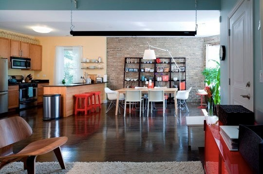 dining room floor lamp. Black Bedroom Furniture Sets. Home Design Ideas