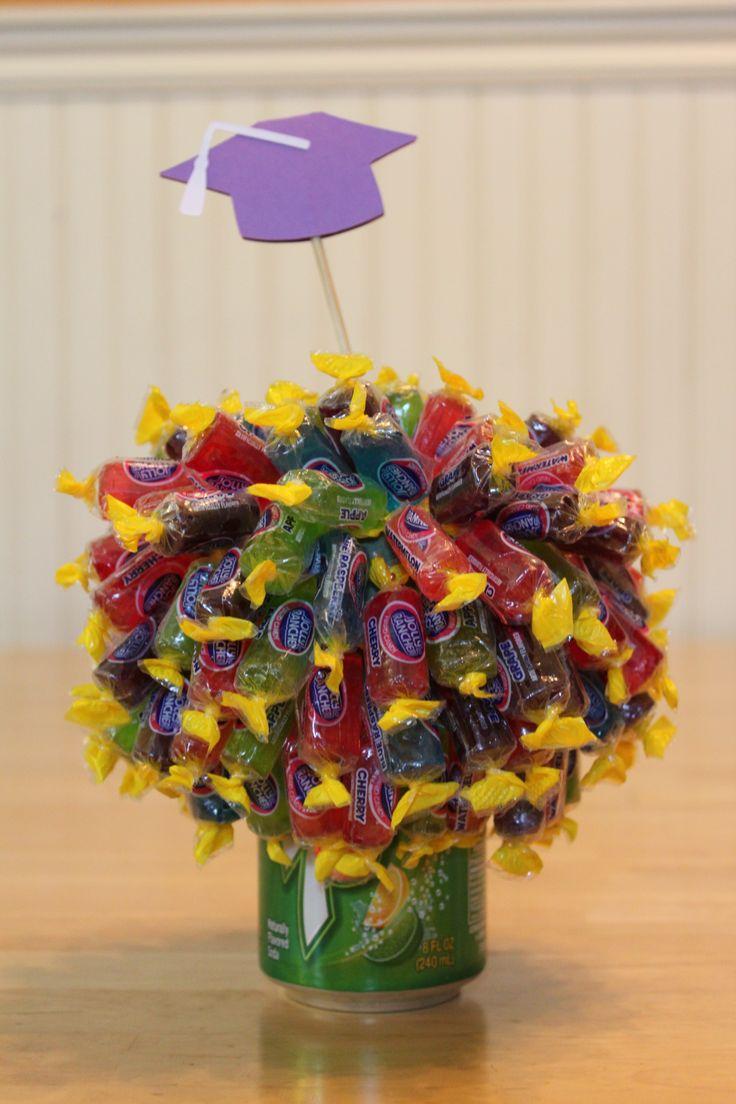 Candy Bouquets WRAP It Up Pinterest