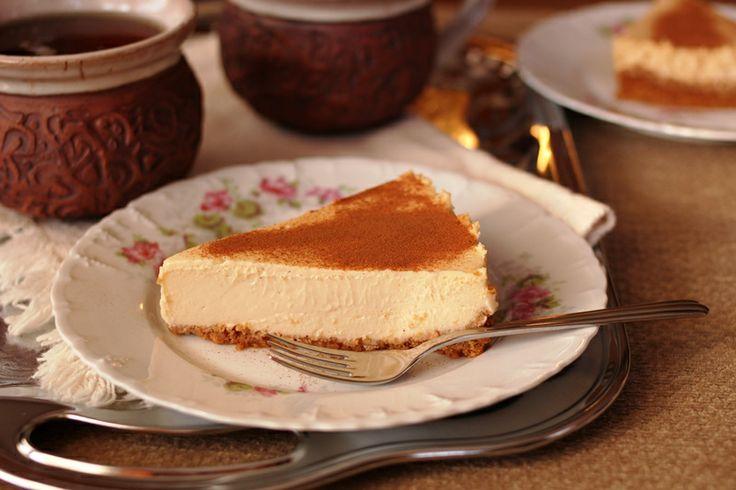 ... eggnog to 1 cup. http://allrecipes.com/Recipe/Eggnog-Cheesecake-III