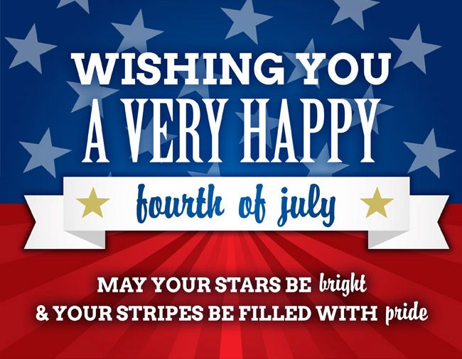 happy 4th july 2013