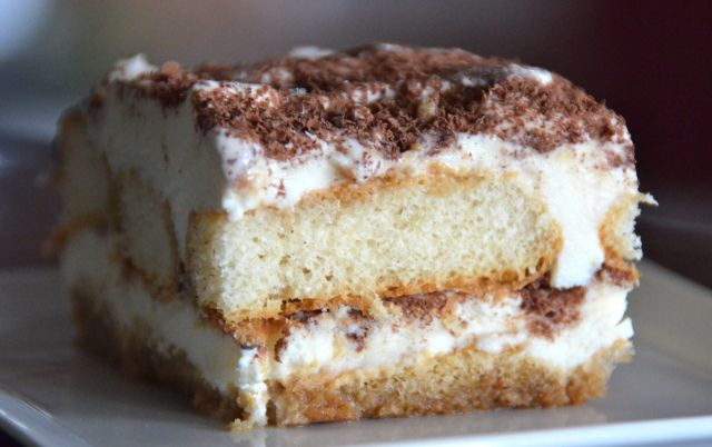 Tiramisu Ice Cream Cake Recipe — Dishmaps