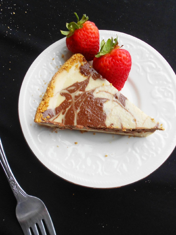Culinary Couture: Banana Split Cheesecake
