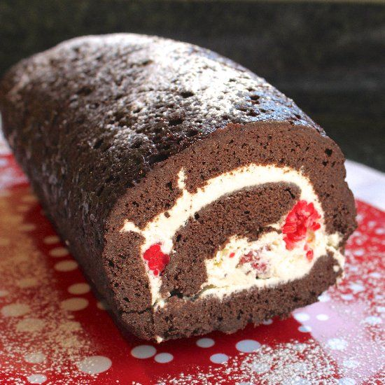 Chocolate Cake Roll | Let Me Eat Cake | Pinterest