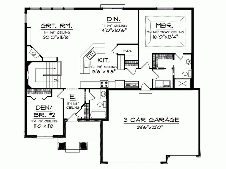 Pin by sharie german on floor plans pinterest for German house plans
