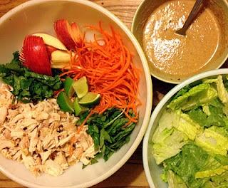 Asian Almond Chicken Salad | Salad | Pinterest