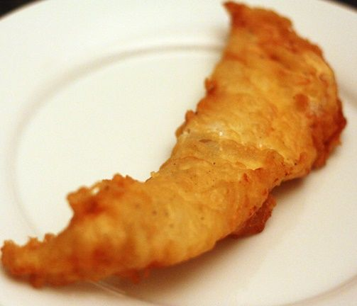 Beer batter fried fish recipe for Fish batter for deep frying