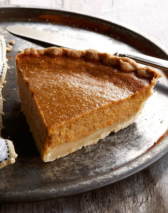 Sweet Potato Pie | Recipe