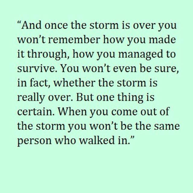 Strength. Wisdom