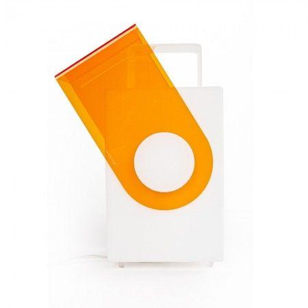 Lampada in plexiglass - Uessebì  Complementi di arredo in plexiglass ...