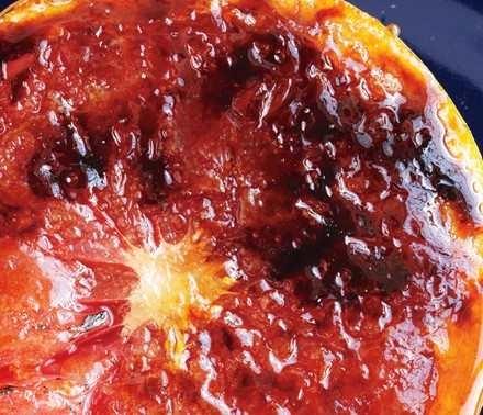 Grapefruit brulee | Breakfast n Eggs | Pinterest