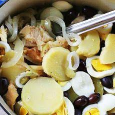 Portuguese Salt Cod Stew (Bacalhoada) Ingredients 1 lb cod fillets ...