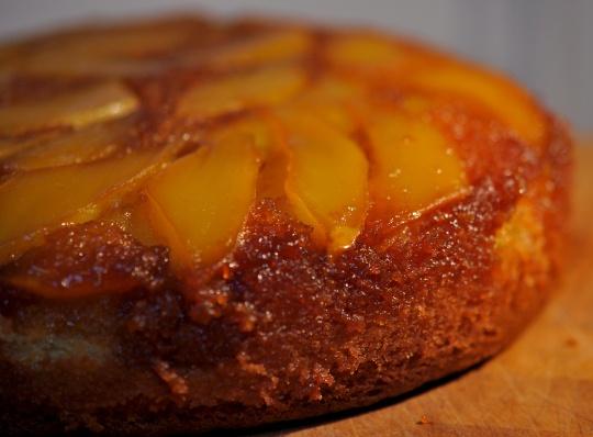 Mango upside down cake | cakes and bars | Pinterest