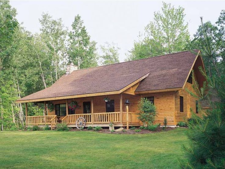 Pin by rebekah brugere on home ideas pinterest for Log siding house plans