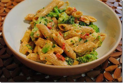 Four Cheese Pasta | Recipes | Pinterest