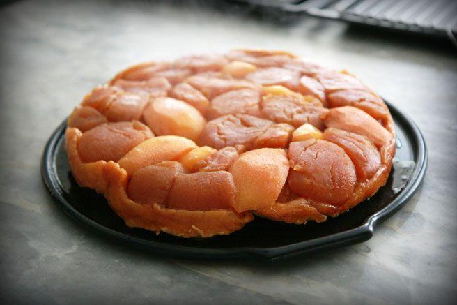... flickr nectarine and plum tarte tatin tastefood warm plum tarte tatin