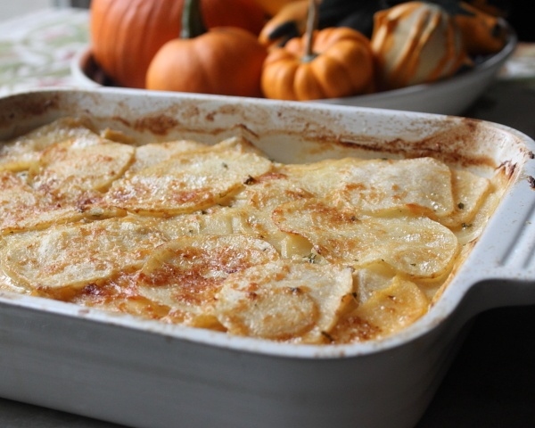 Root Vegetable Gratin by Food Wishes. | Food | Pinterest
