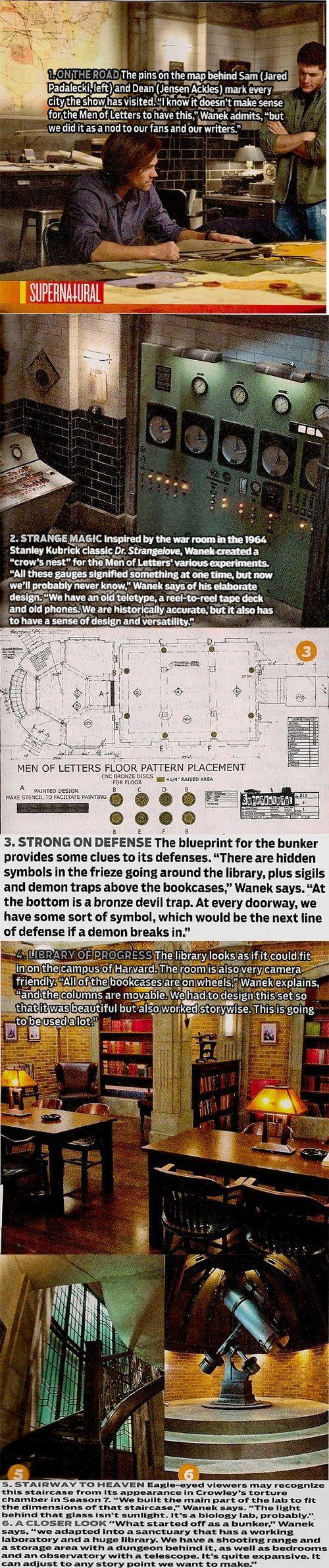 Info on the Bunker from Wanek
