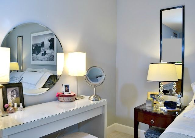 Ikea Glass Cabinet Philippines ~ Ikea Malm dressing table for my makeup!  Home Design  Pinterest