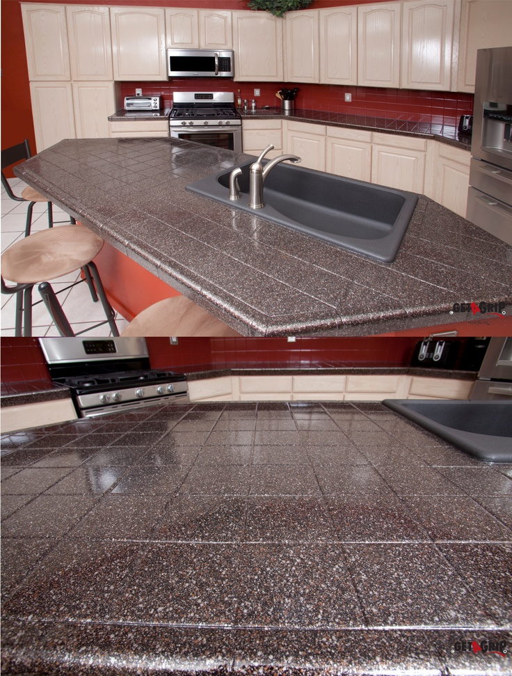 Countertop Resurfacing For the Home Pinterest