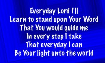 Use Me Lord Send Me Lord I Will Go Ouotes That I Love