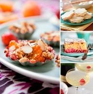 ... Big Pink Rhubarb Cake 3 Refreshing Twists on Iced Tea Elderflower
