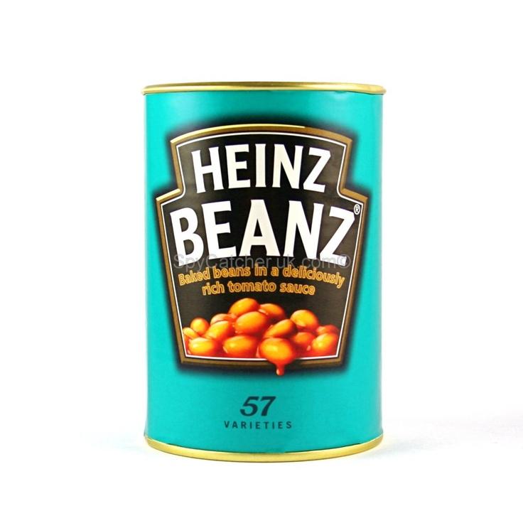 Heinz Baked Beanz | Part of my DNA | Pinterest