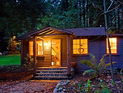Glen oaks cabins big sur ca take me away pinterest for Big sur cabin e campeggi