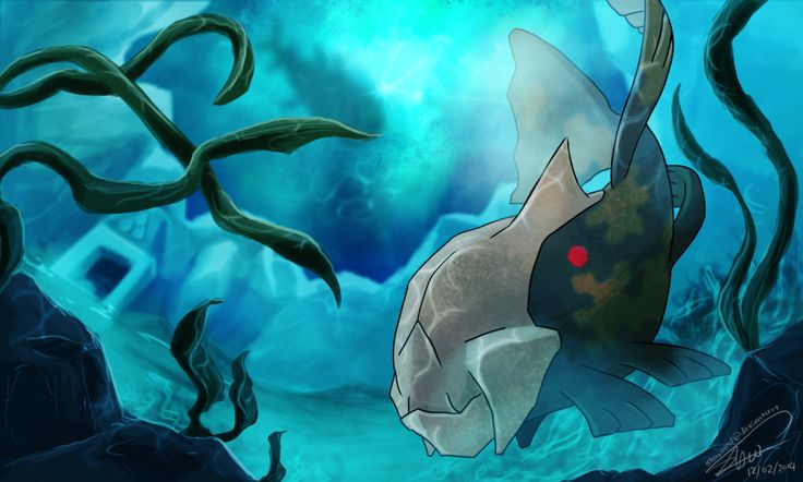 pokemon alpha sapphire how to get relicanth