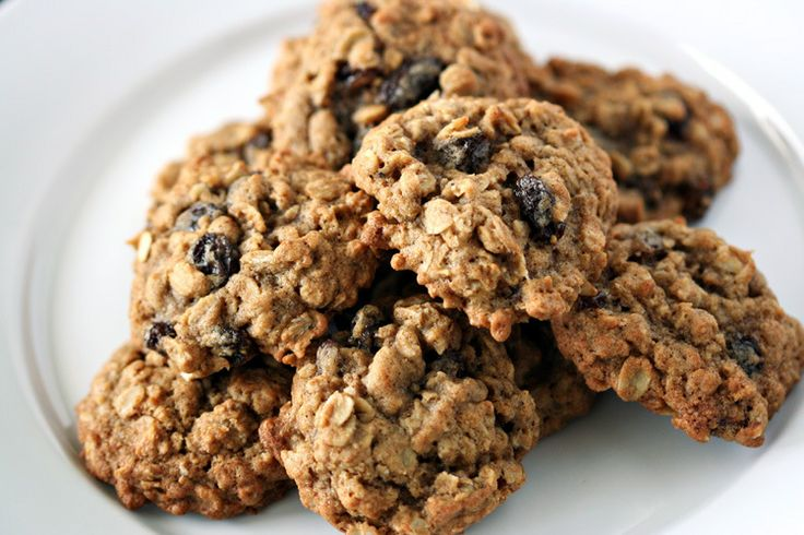 Chai Oatmeal Raisin Cookies | brett | Pinterest